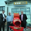 KDM - Multi Depot Hire Company WINNER 2009 - Finalist & Runner up of the all time winners