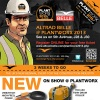 Altrad Belle & NEW Products @ Plantworx 2013 - 3 Weeks to go