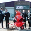 YHC Hire Solutions  - Multi Depot Hire Company WINNER - Executive Hire Show 2016