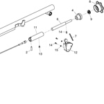 Handle Assembly - Screw Pitch