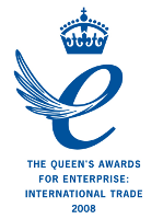 The Queen's Awards For Enterpise International Trade 2008